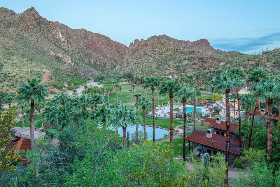 Best Spa Resorts in America