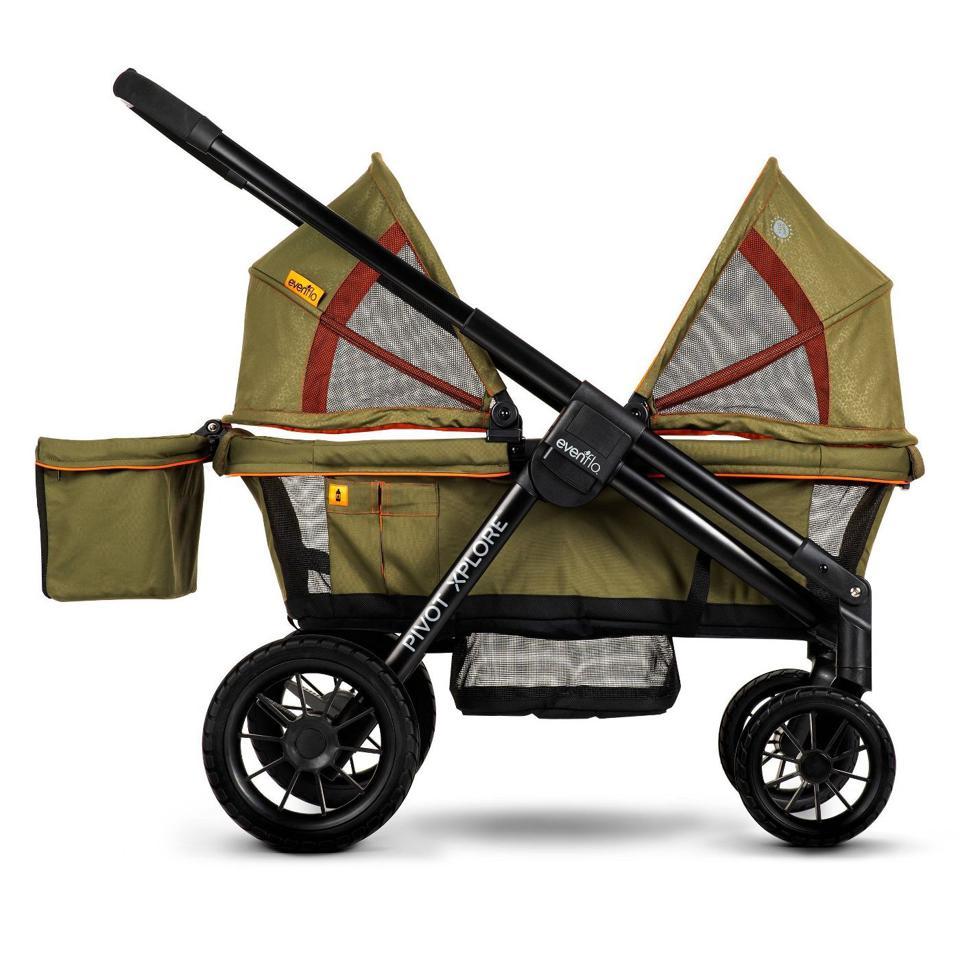 Evenflo Pivot Xplore All-Terrain Double Wagon