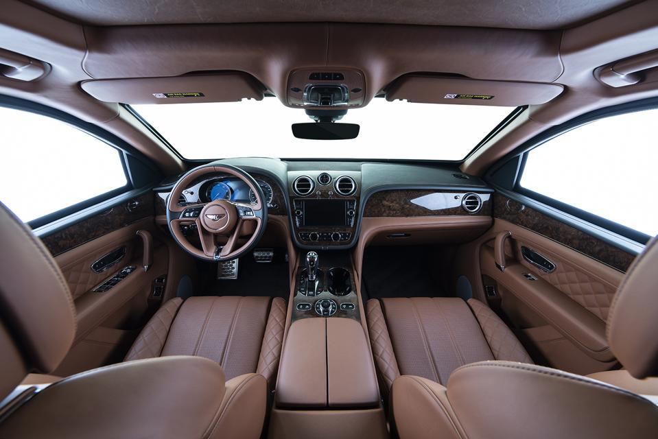The World S First Bulletproof Bentley