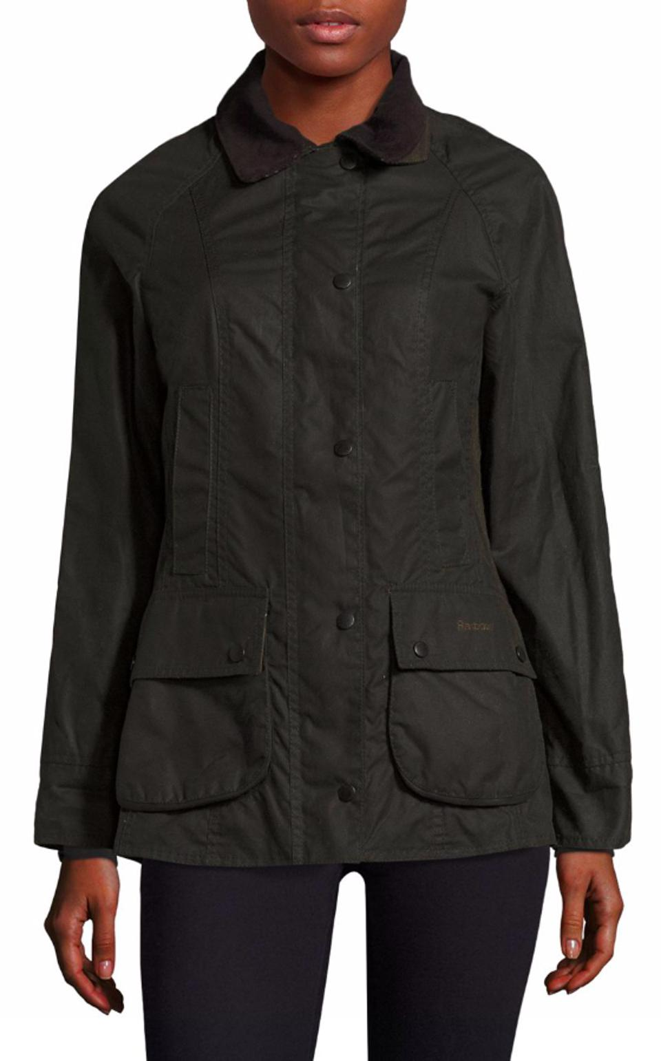 Barbour_Best Waxed Coats For Fall