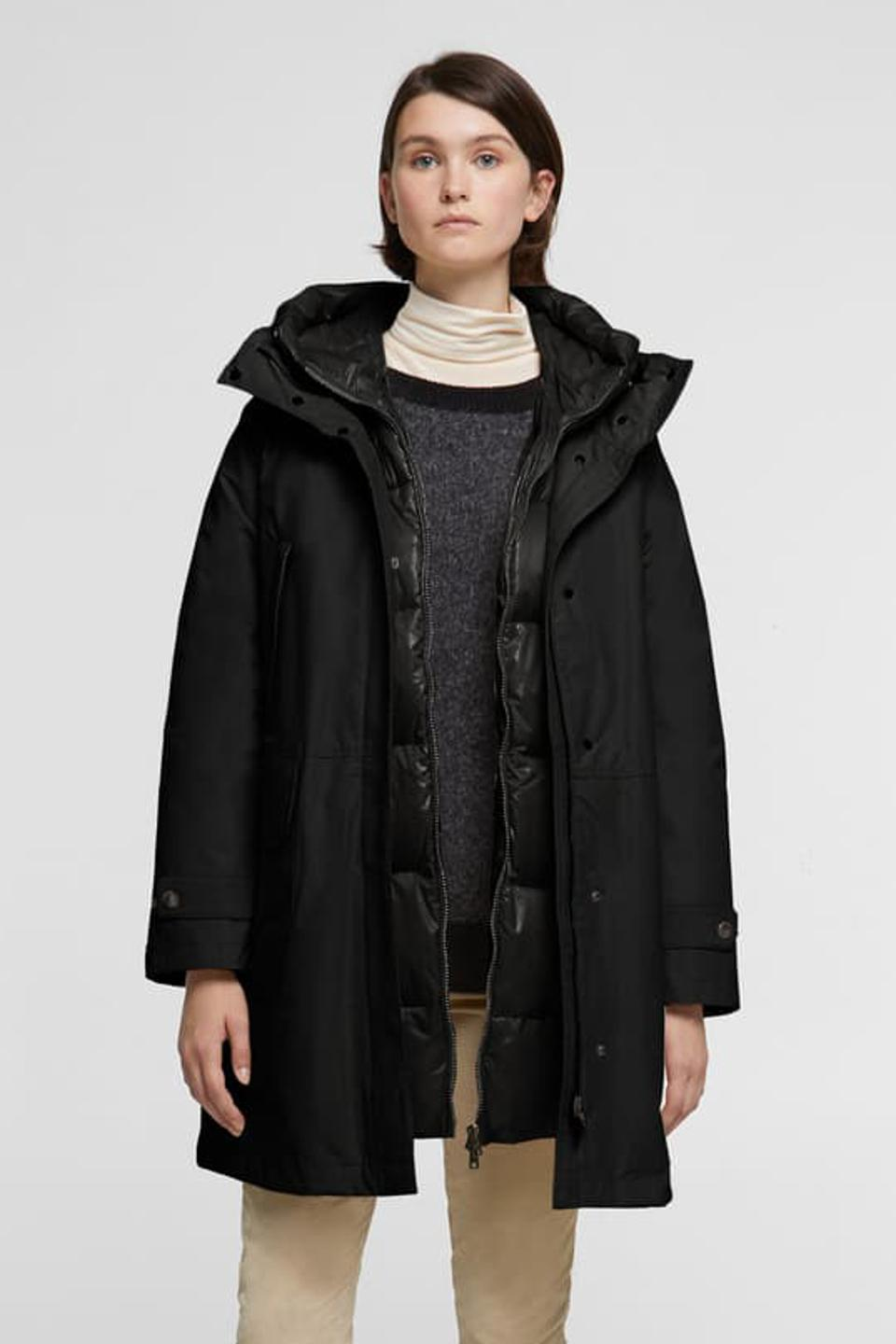 Woolrich_Best Waxed Coats For Fall