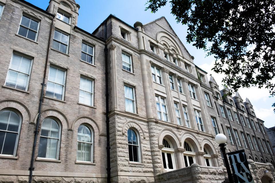 Tulane University Richardson Hall MSRED New Orleans School of Architecture