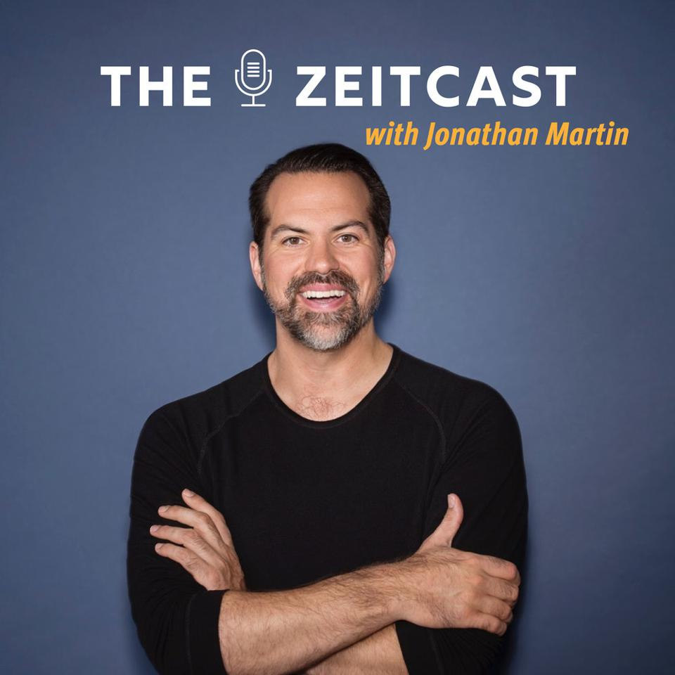 The Zeitcast with Jonathan Martin is a daily podcast by an optimistic Christian pastor