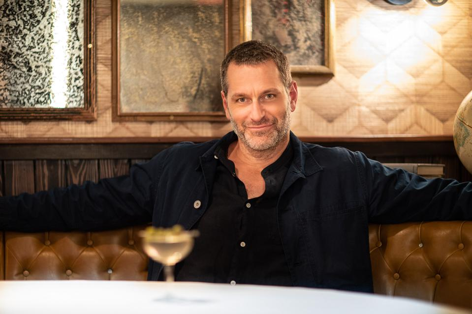Drinking Dirty Martinis With Actor Peter Hermann From TV Land's 'Younger'