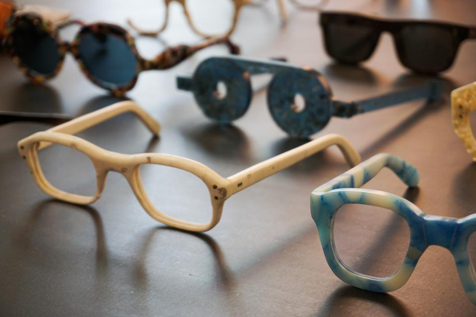 Cubitts mixed-material sustainable prototype frames