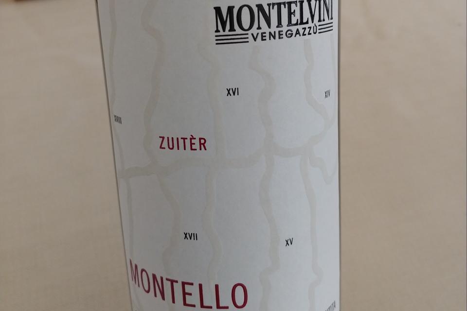 2012 Montelvini Zuitèr, Rosso Montello DOCG