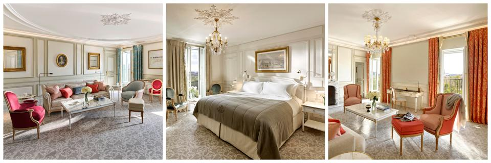 Best hotel in paris le meurice