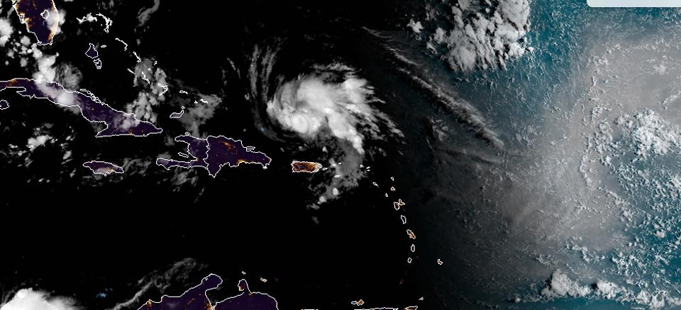 4 Very Worrisome Things About Hurricane Dorian