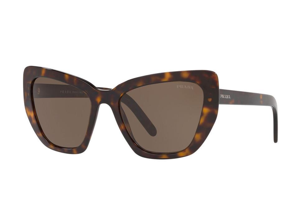 PRADA Cats Eye Acetate Sunglasses