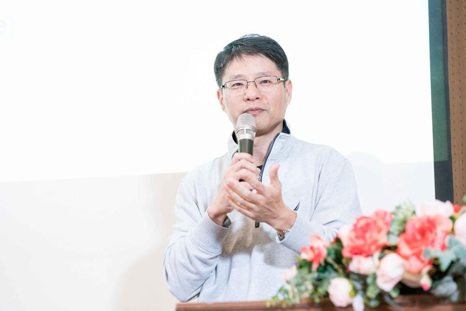 Tai-Yi Huang, CVP and CTO of ASUS