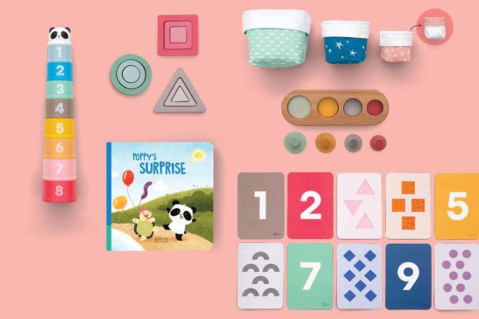 Best Montessori Toys for Baby
