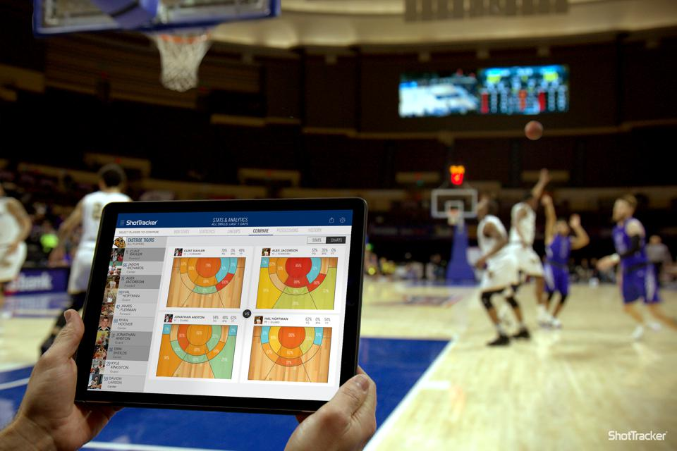 ShotTracker iPad