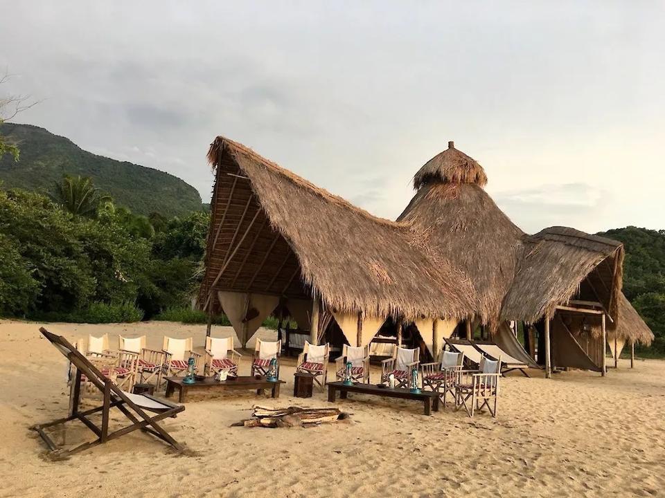Greystoke Mahale. Tanzania.
