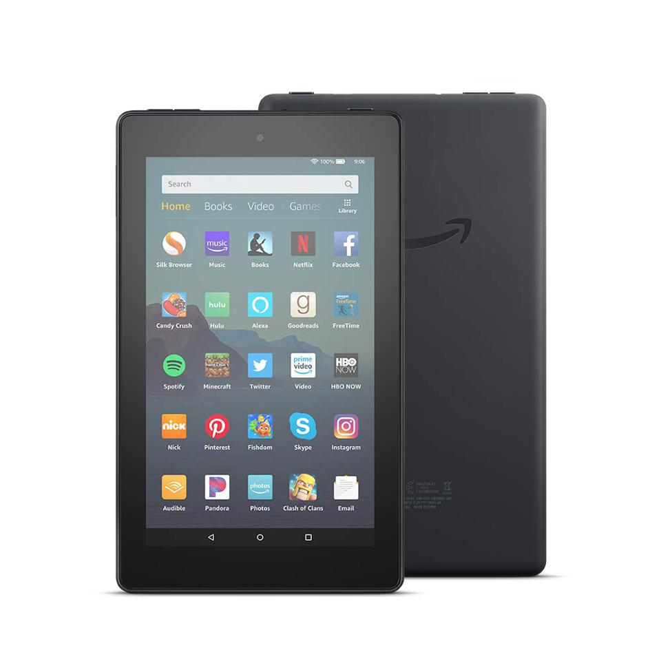 Amazon Fire 7_Best Tablets Under $200