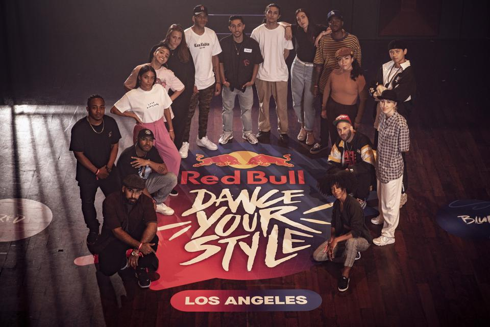 Red Bull Dance Your Style Los Angeles participants 2019
