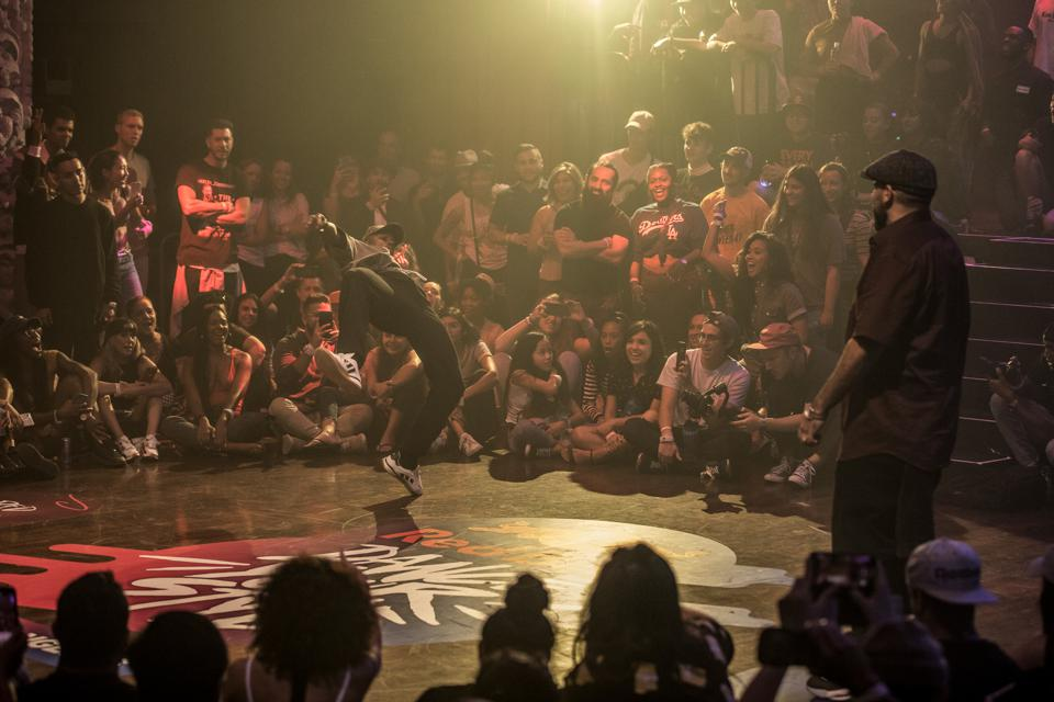 2019 Red Bull Dance Your Style qualifier event in Los Angeles