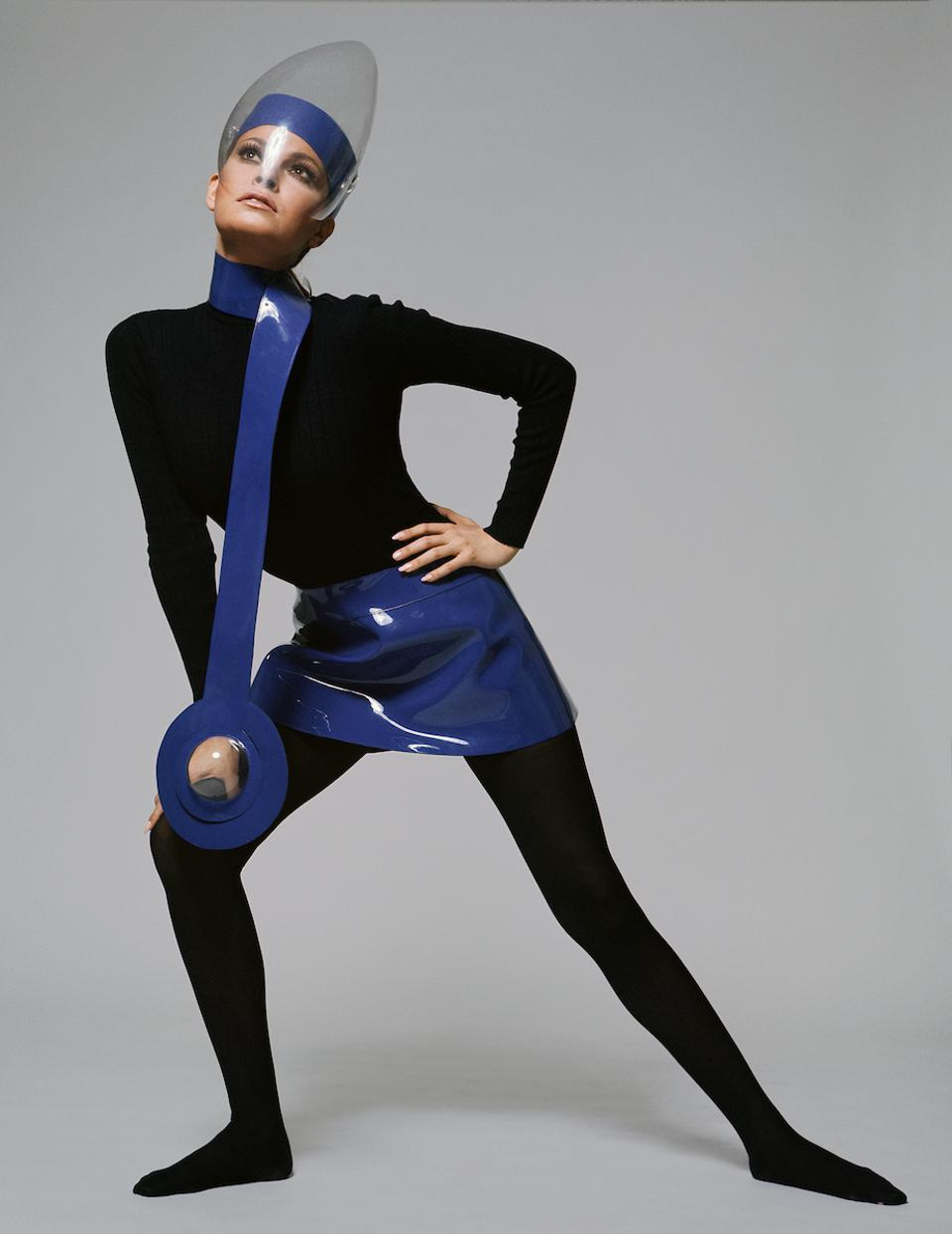 A Blockbuster Pierre Cardin Retrospective At The Brooklyn Museum Shows Why The World Still Hasn't Caught Up With The Legendary 97-Year-Old Designer