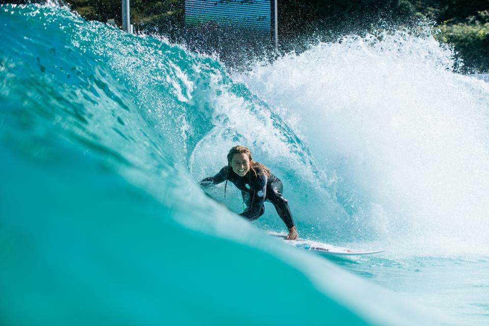 The Wave, Wavegarden, artificial wave