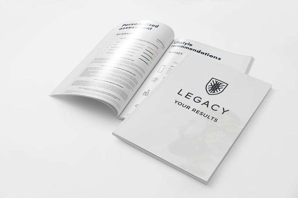 Legacy report