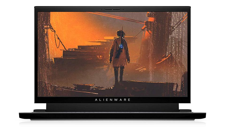 The Dell Alienware M15.