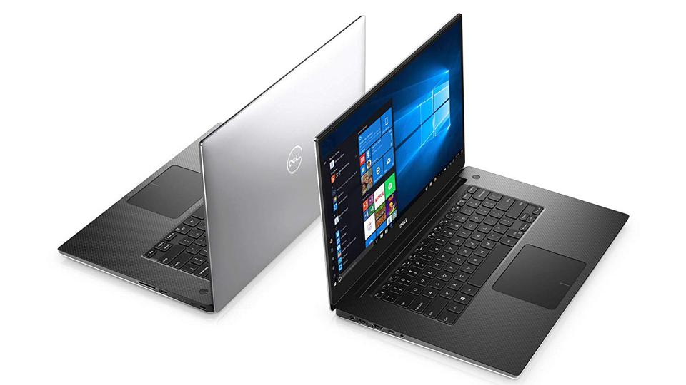 The Dell XPS 15 7590.