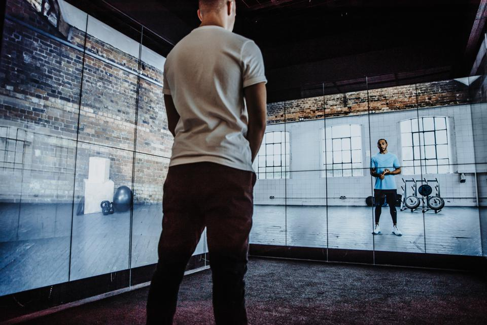 Fancy some fitness training with Formula 1 World Champion Lewis Hamilton?