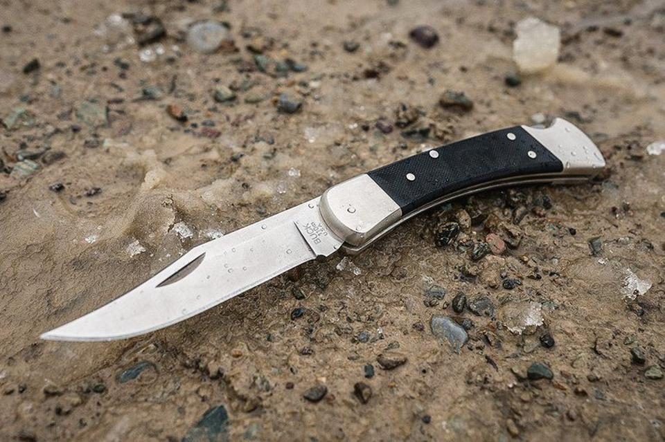 Buck Knives_Best Knives For Hunting