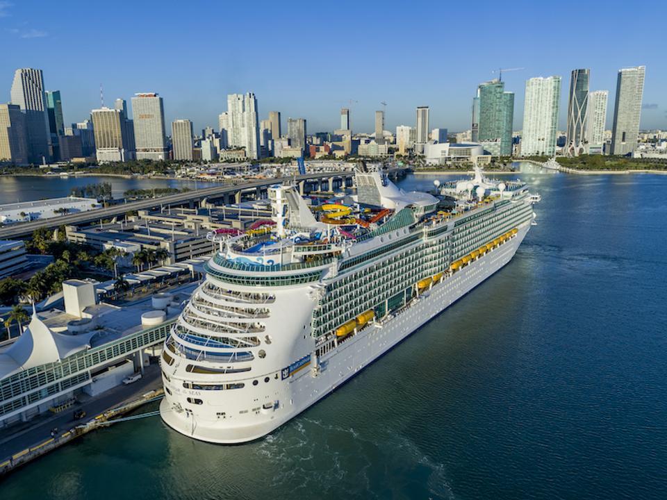 Royal Caribbean Talks Renovating And Redesigning Cruise Ships