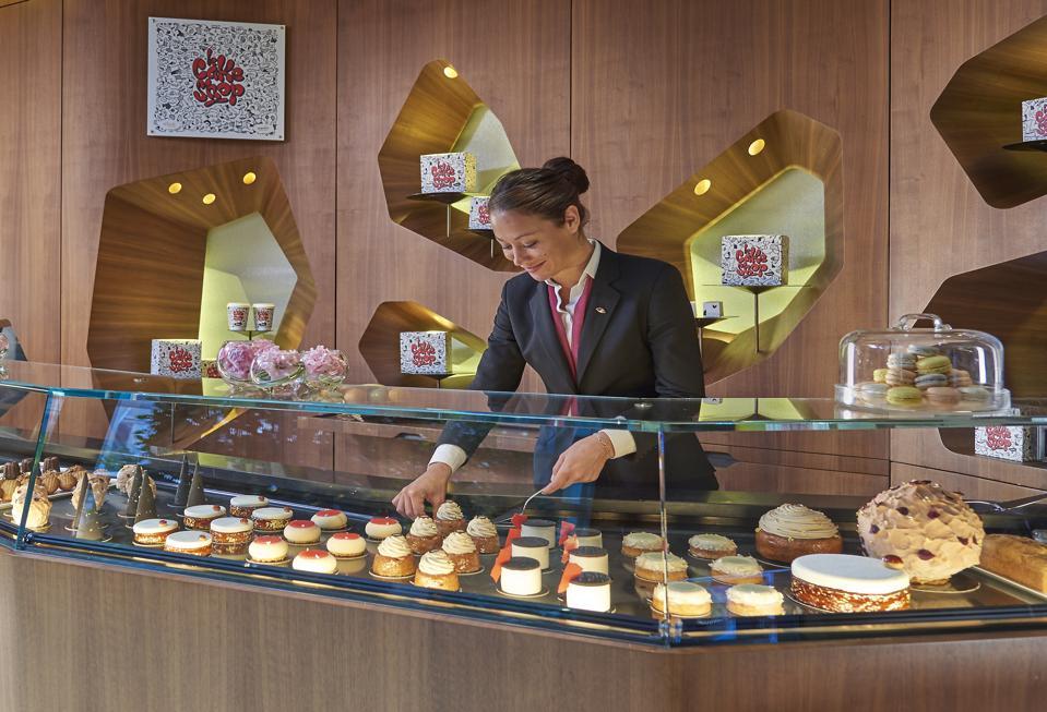 Mandarin oriental paris desserts