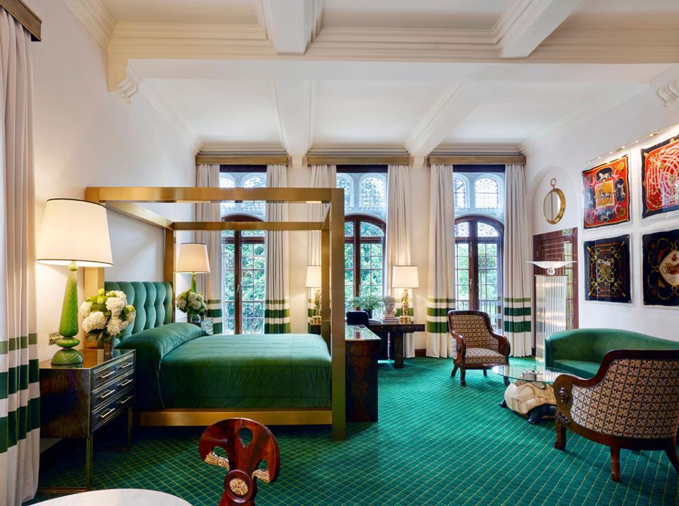 The Milestone Hotel, Hermès Suite