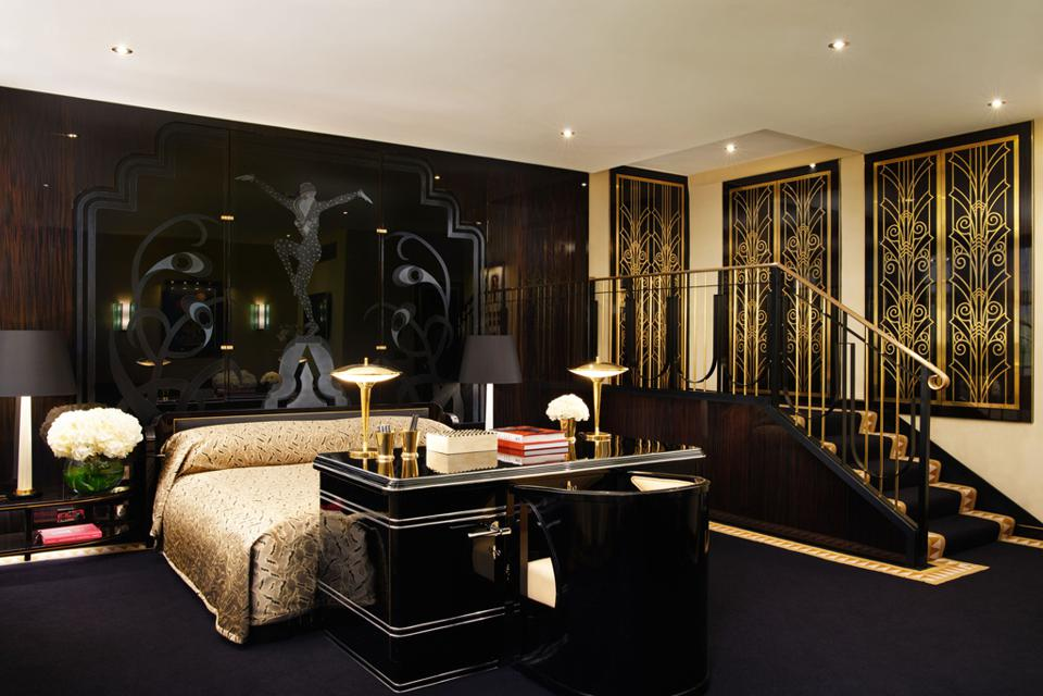The Milestone Hotel, Ruhlmann Suite