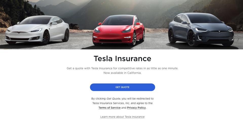 Car Retirement Program Ca >> Tesla Insurance Is Available Even For Chevy Bolts In