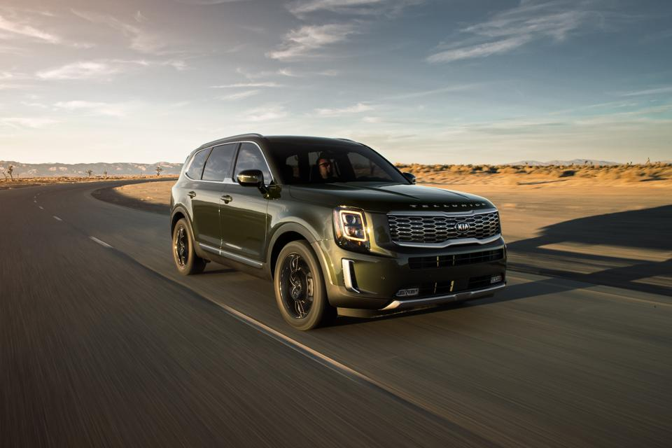 2020 Kia Telluride Sx V6 Awd Test Drive And Review Gaining