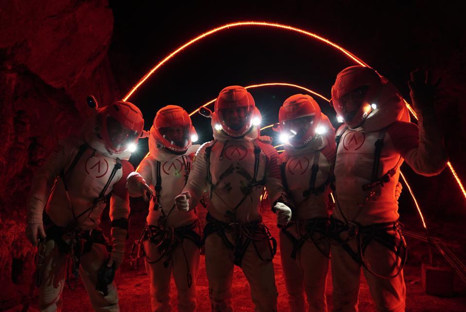 ″Martians″
