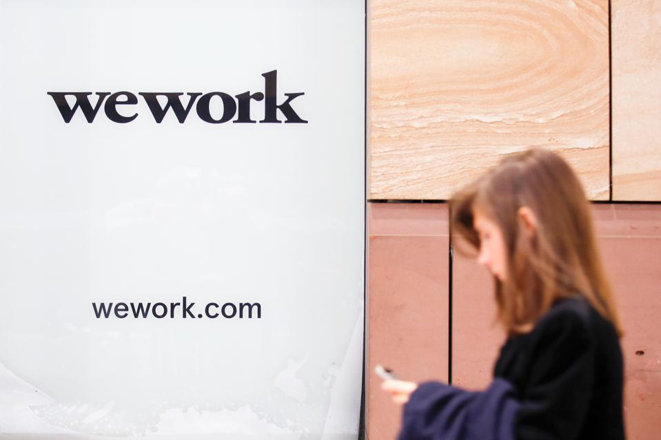 Why WeWork Has A People Problem