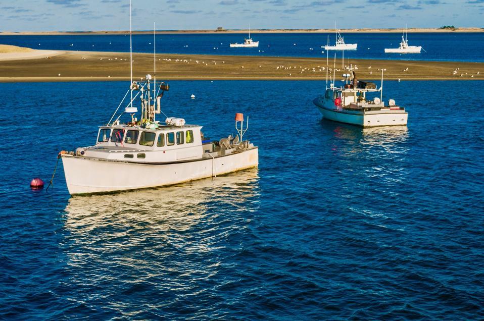 Chatham Fishing Fleet