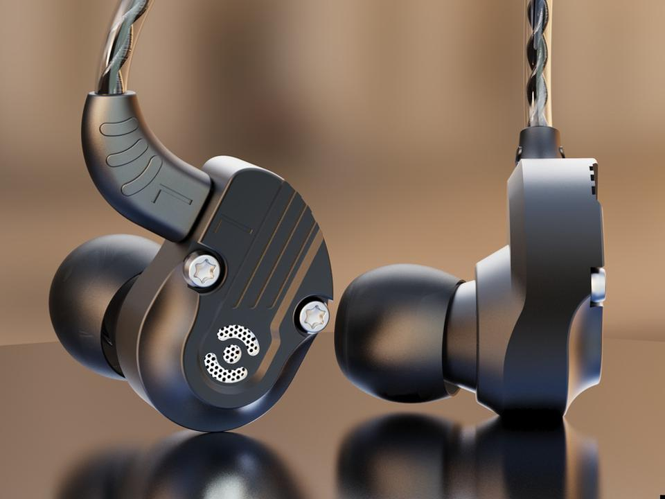 These New Dual Driver Earphones Sound Great And The Price Is Sweet Too