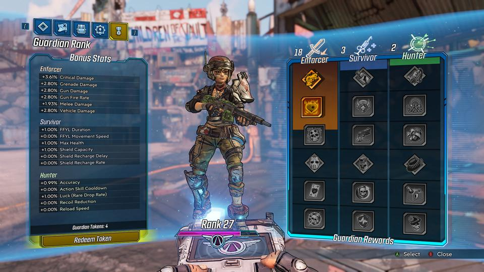 Here Are All Borderlands 3's Endgame Activities For The Post