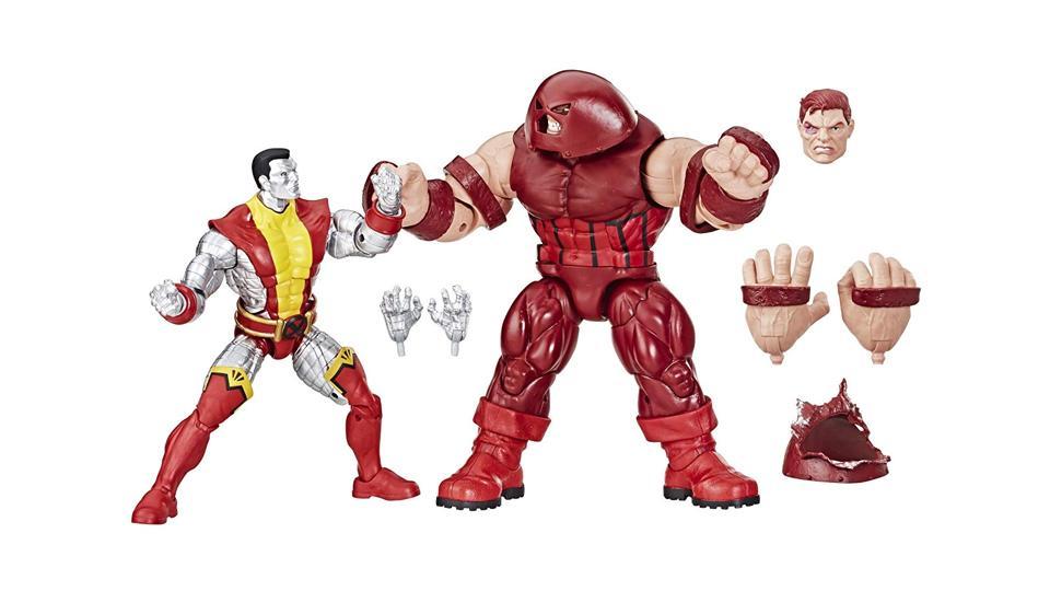Hasbro Colossus vs. Juggernaut