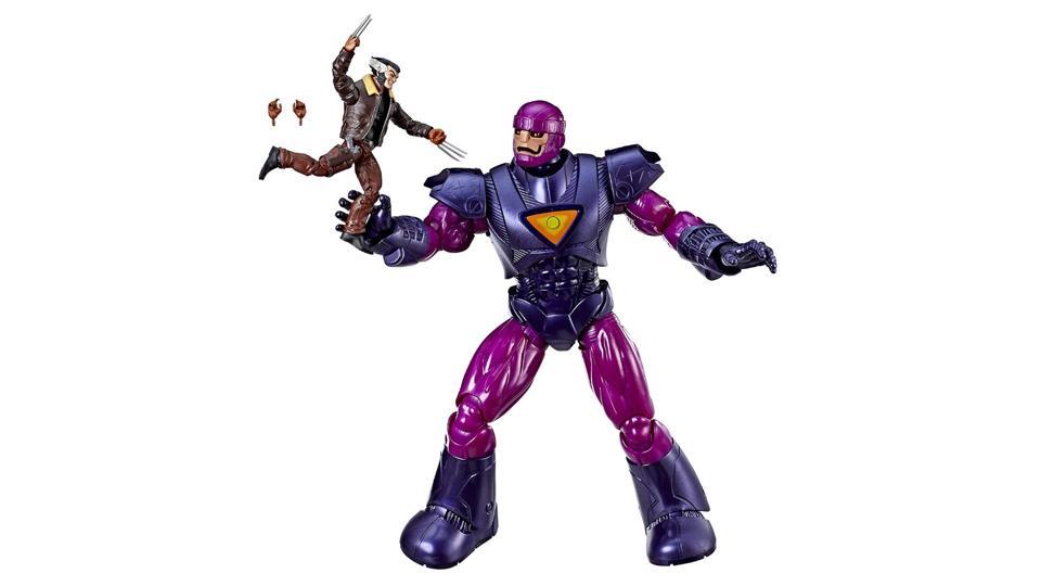Hasbro Marvel Legends Days of Future Past Set