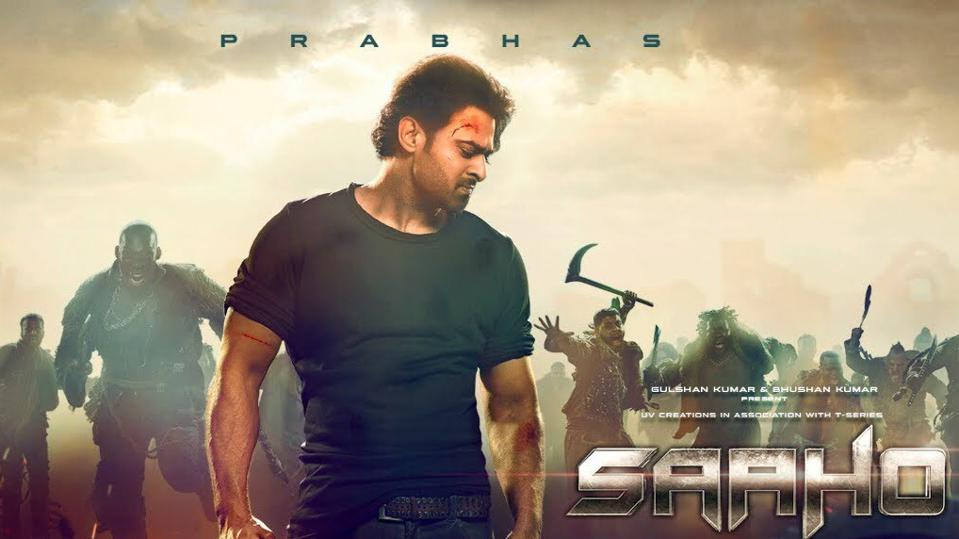 Saaho enters Rs 100 crore club, but drop on Day 5.