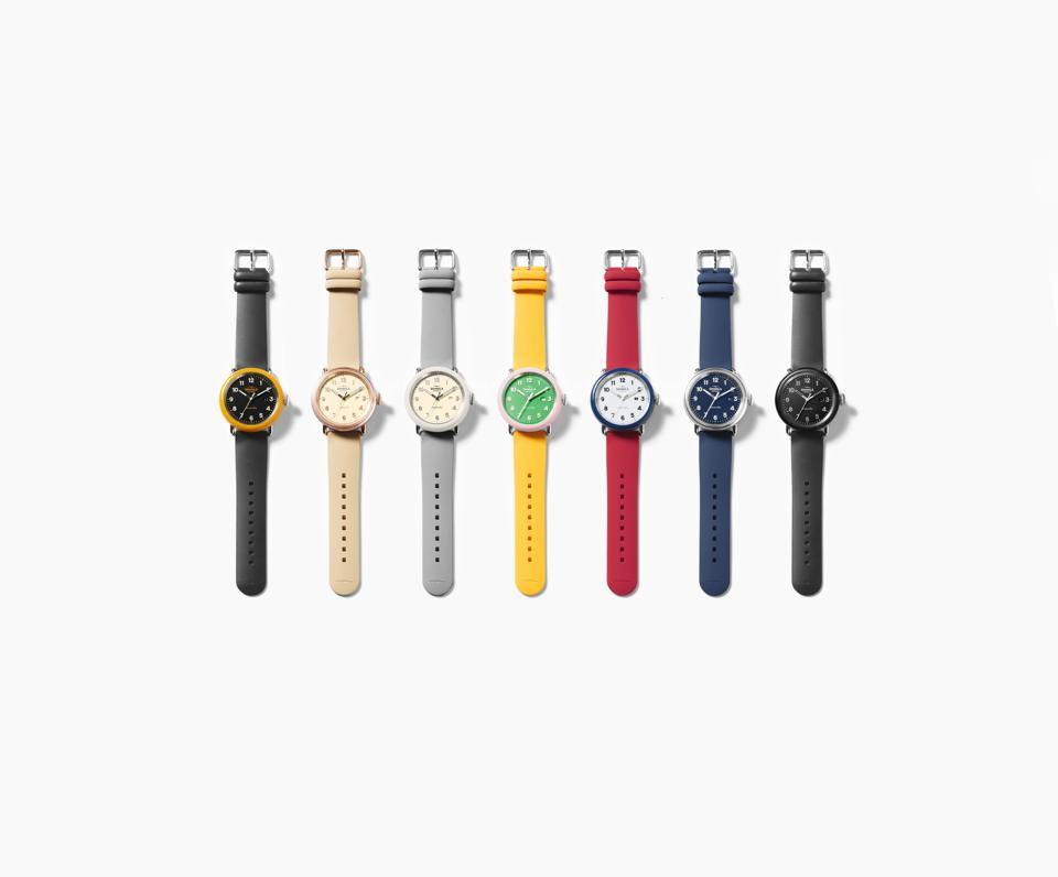 Shinola Detrola: The Youthful, Vibrant, And More Affordable New Collection From Detroit