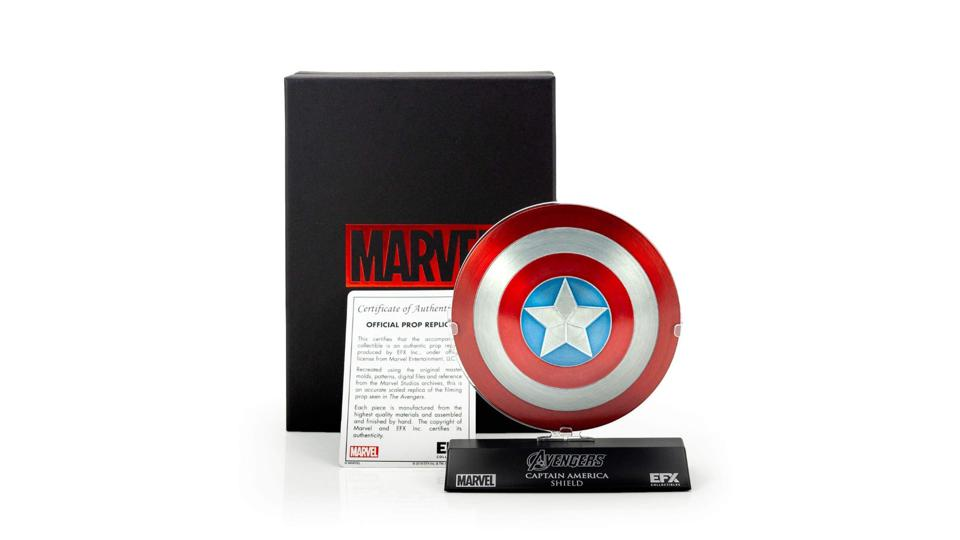 Marvel Collectibles Captain America Shield