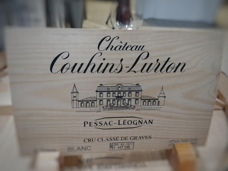2017 Château Couhins-Lurton Blanc