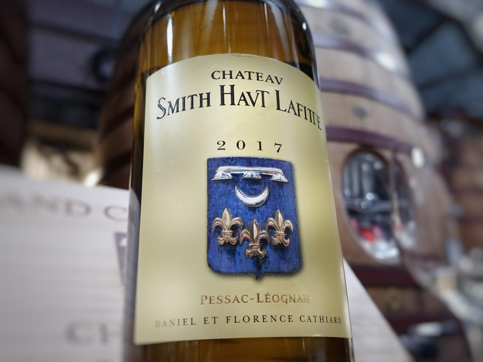 2017 Château Smith Haut Lafitte Blanc