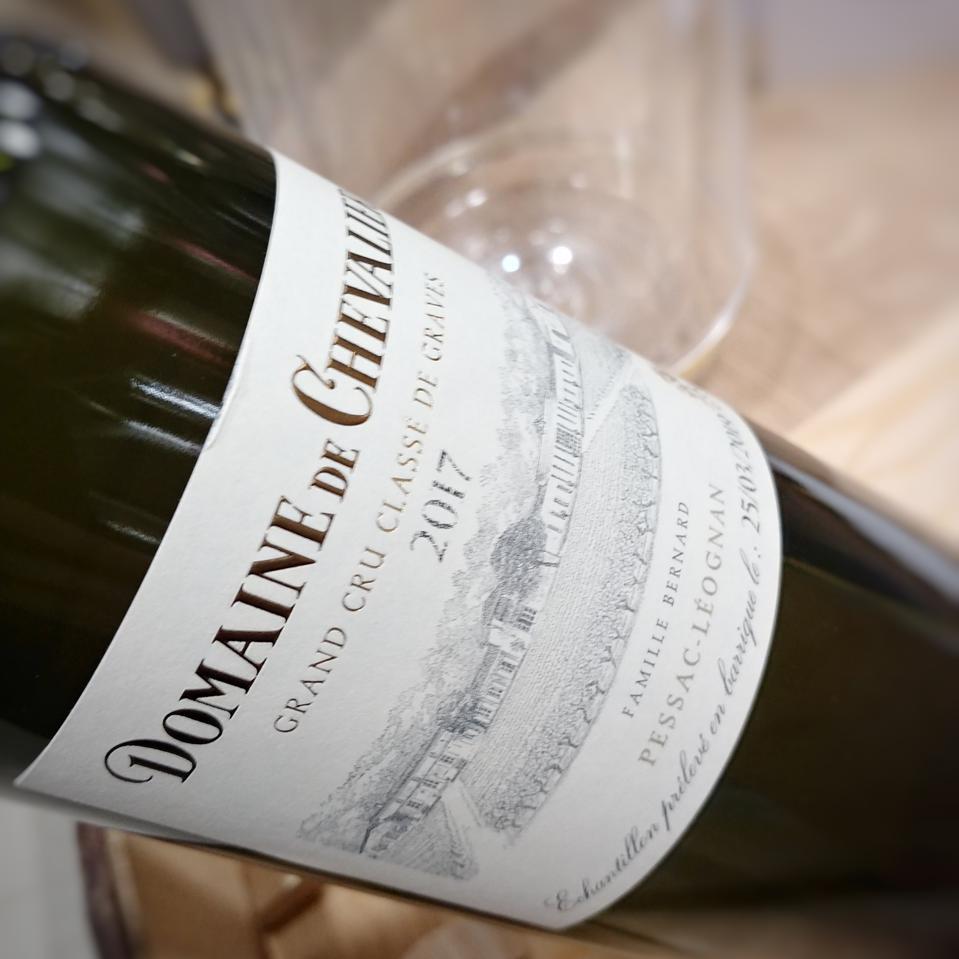 2017 Domaine de Chevalier Blanc