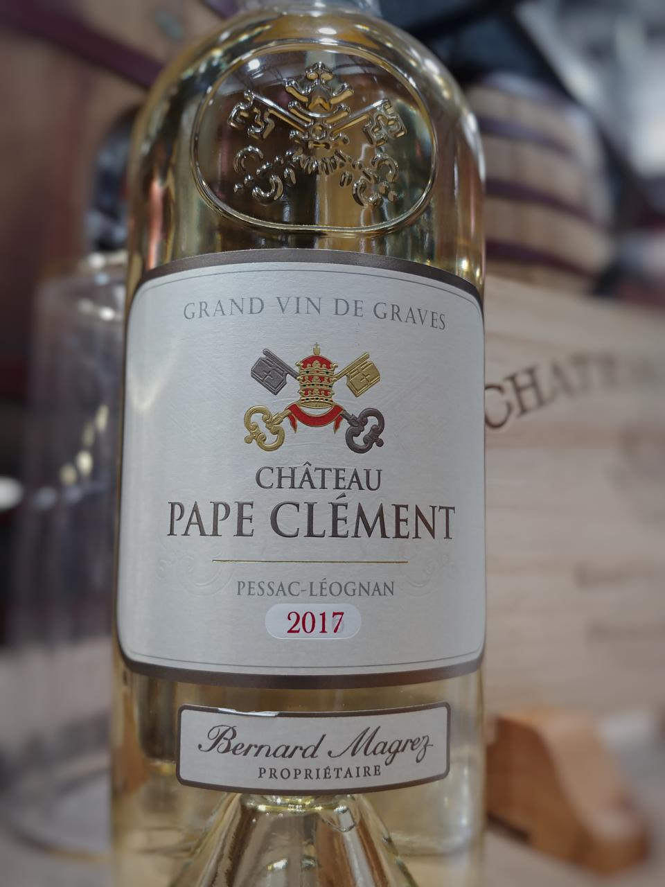 2017 Château Pape Clement