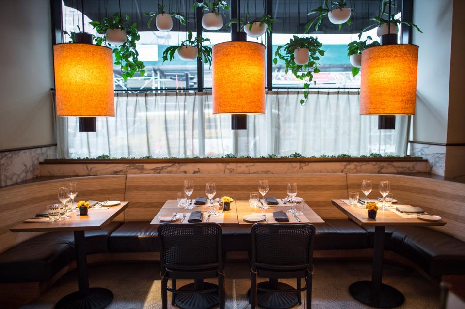 Andrew Camellini, Little Park, Tribeca, New York restaurants, AKA