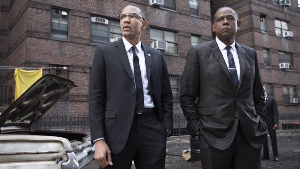 Godfather Of Harlem' Review: A Mobster Period Piece With A