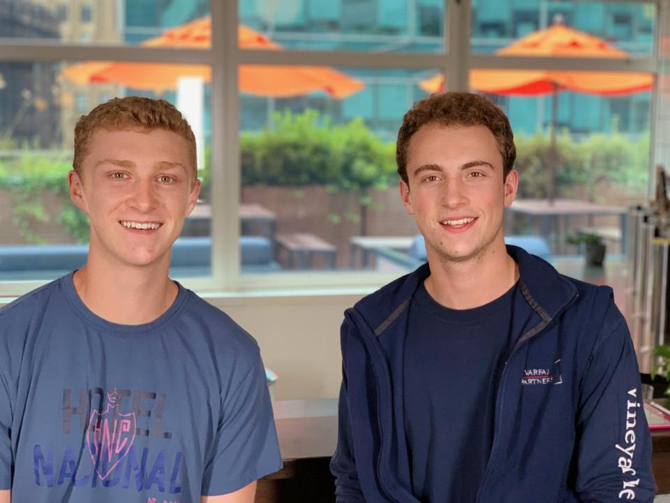 How A Student-Powered, Two-Man Web Development Startup Put Itself On Track for $1 Million